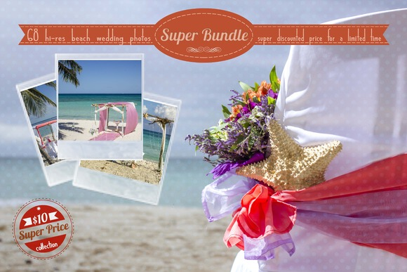 Super Bundle Beach Weddings