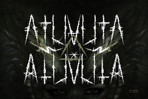 Atuvuta - font