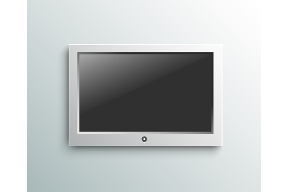 Monitor Screen Business Element