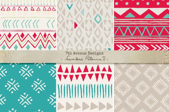Seamless Patterns 2