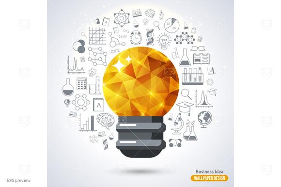 Science Light Bulb Science Light Bulb