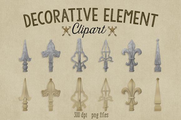 Decorative Element Clipart