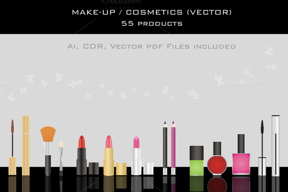 Make Up Cosmetic Products