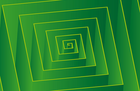 Squared Spiral