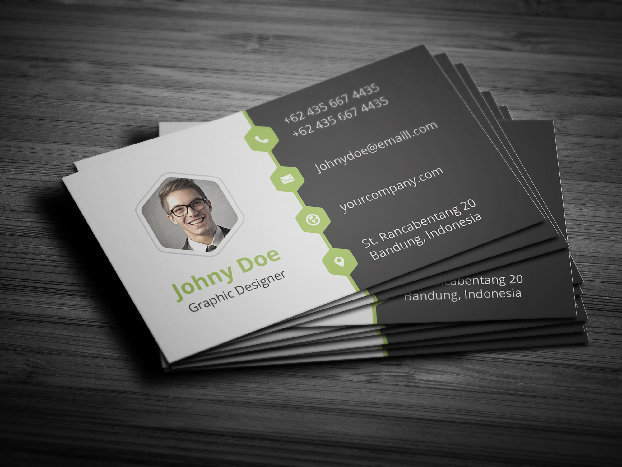 Creative Business Card Template Business Card Templates