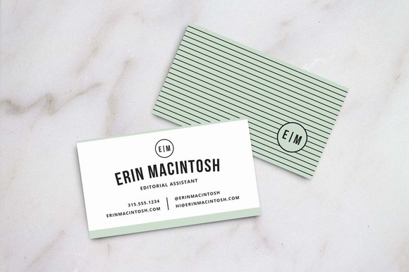 creative cv business card template resume templates on 10 new