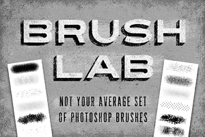 Brush Lab – Photoshop Brushes