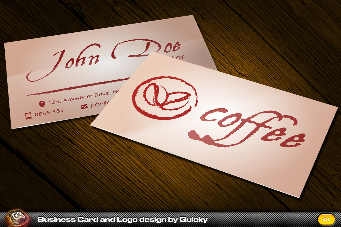 Business Card Templates On Creative Market
