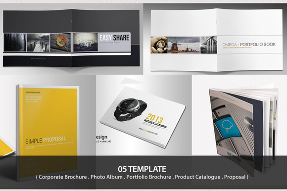 Brochure Bundle - Brochures - 1
