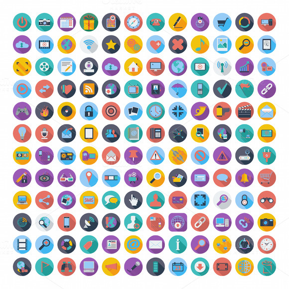 121 Social Media And Network Icons