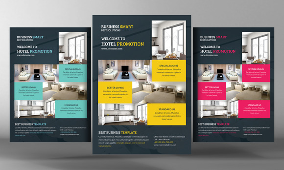 promotional flyer templates – Free Product Flyer Templates