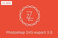 Zeick - Photoshop SVG export 5% OFF