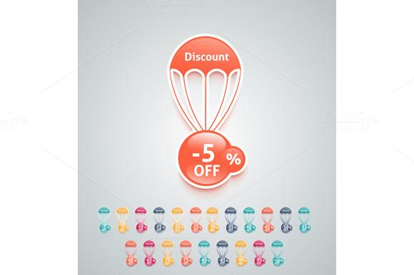 Discount Parachute Set