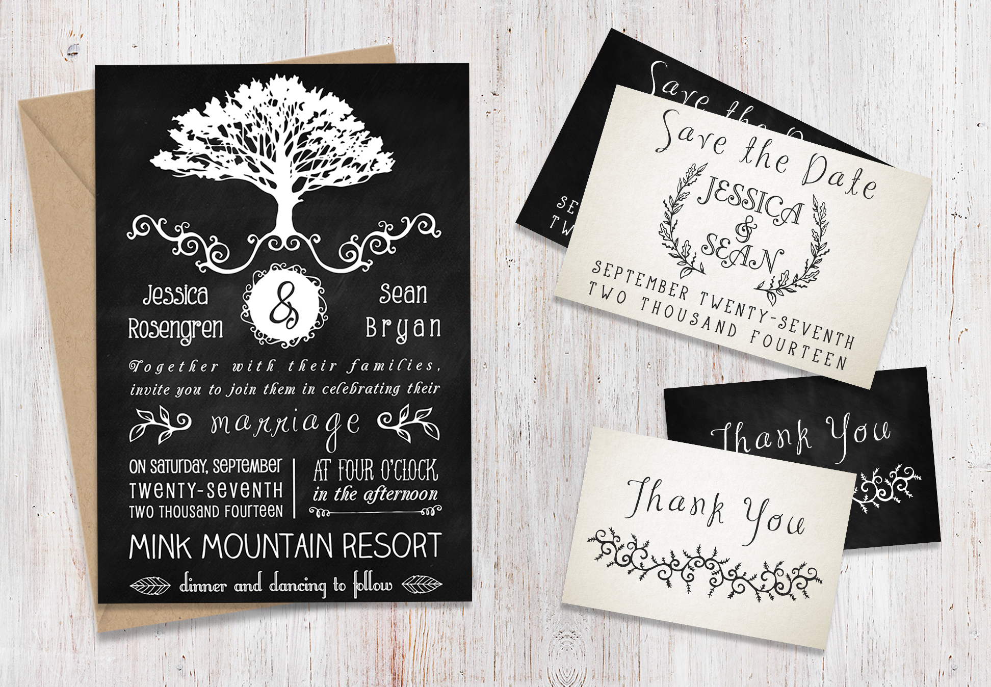 What To Include In A Wedding Invitation Pack