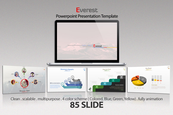 Modello Powerpoint Professionale