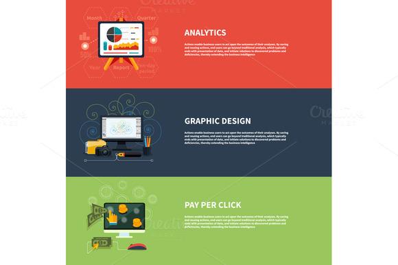 Icons For Web Design Analytics