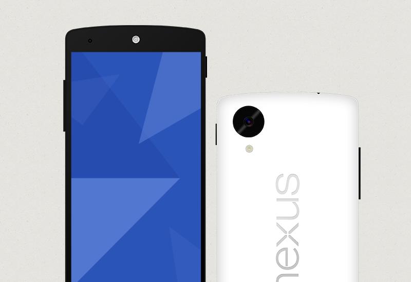 Nexus 5 template presentation templates on creative market for Nexus 5 skin template