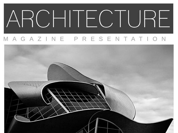 Archidesign Magazine Keynote