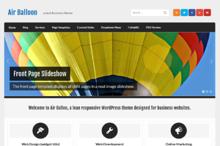 Air Balloon - Business WP Theme
