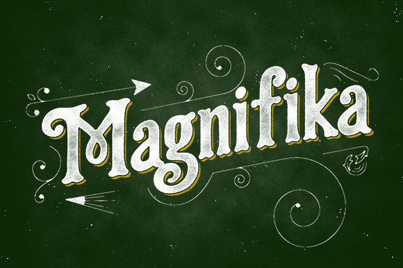 Magnifika Font Download