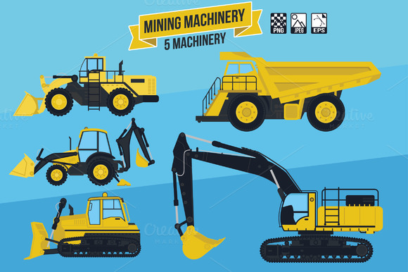 5 Mining Construction Machinery