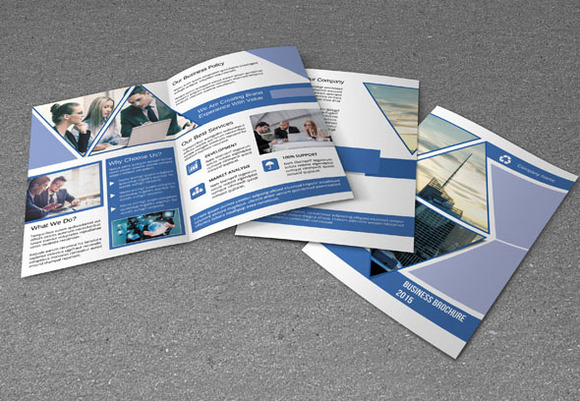 Business Brochure -Bifold