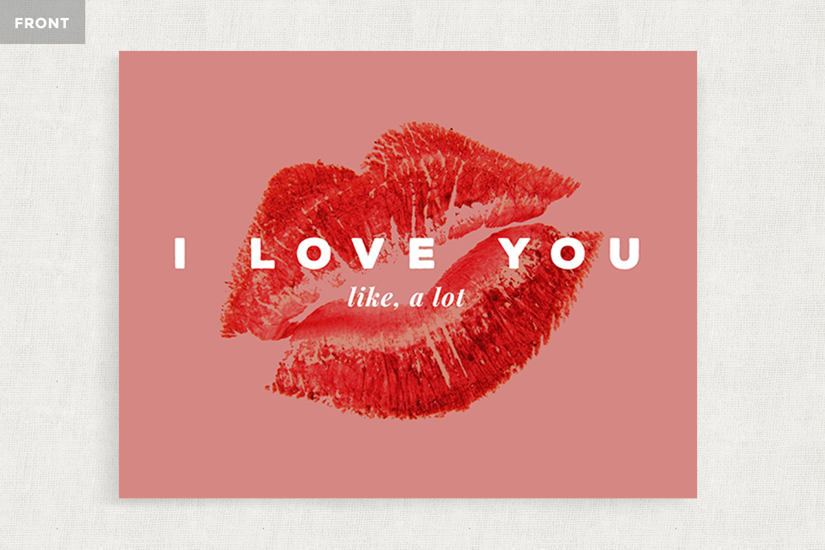 """printable """"i love you"""" card template  stationery"""