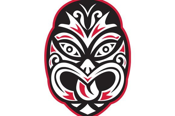 Maori Tattoo Mask » Designtube
