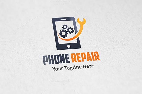 Mobile Phone Repair Flyer Template Free » Designtube ...