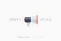 Simply Icons Collection-Graphicriver中文最全的素材分享平台