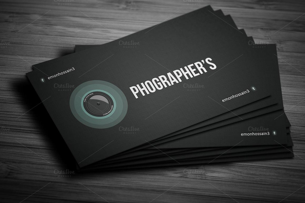grapher Creative Business Card Card Templates on