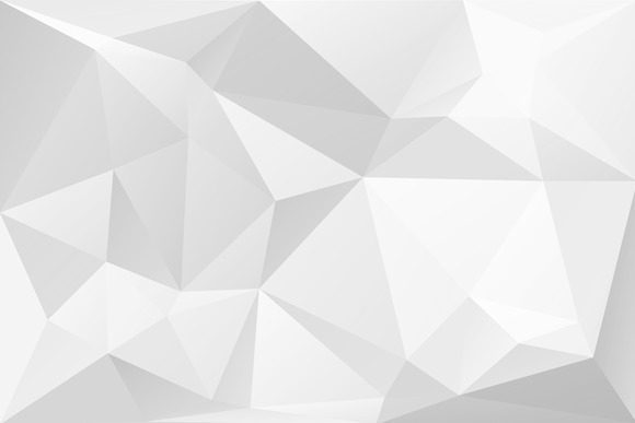 10 Polygon White Background Part 4 ~ Textures on Creative Market: https://creativemarket.com/nayla2012/147271-10-Polygon-White...