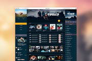Music Web-Graphicriver中文最全的素材分享平台
