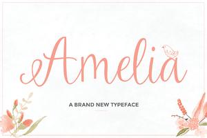 Amelia Script (50% OFF)