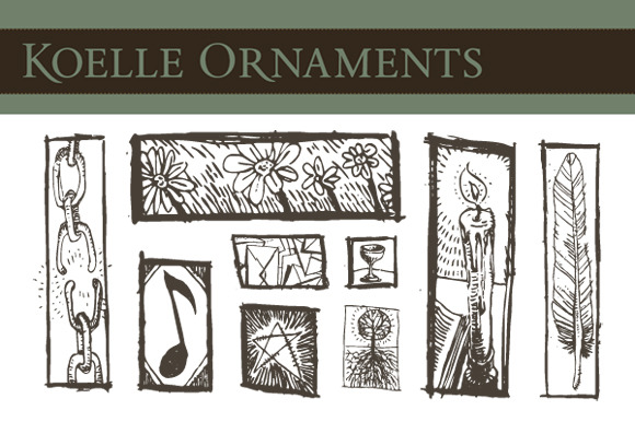 Koelle Ornaments