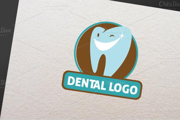 Dental Logo Vector Dental Clinic Logo