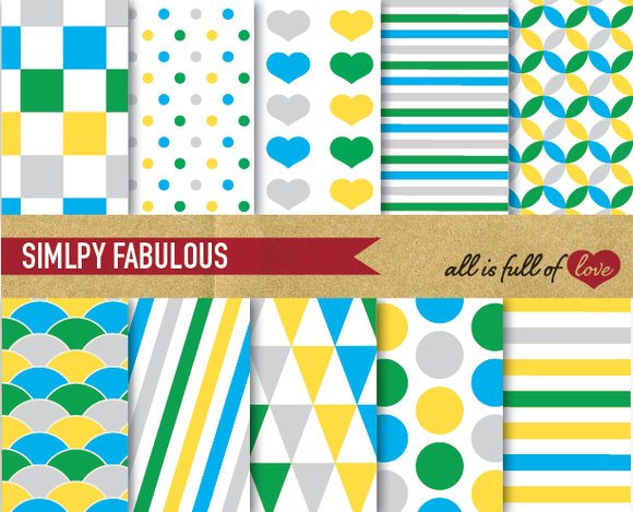 Printable Background Patterns