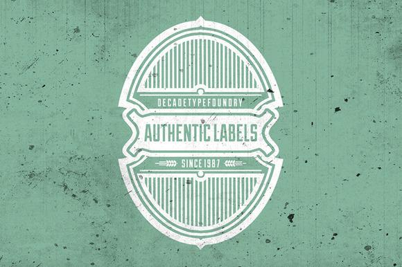 Authentic Labels