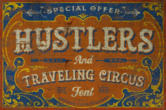 top antique sign fonts - photo #29