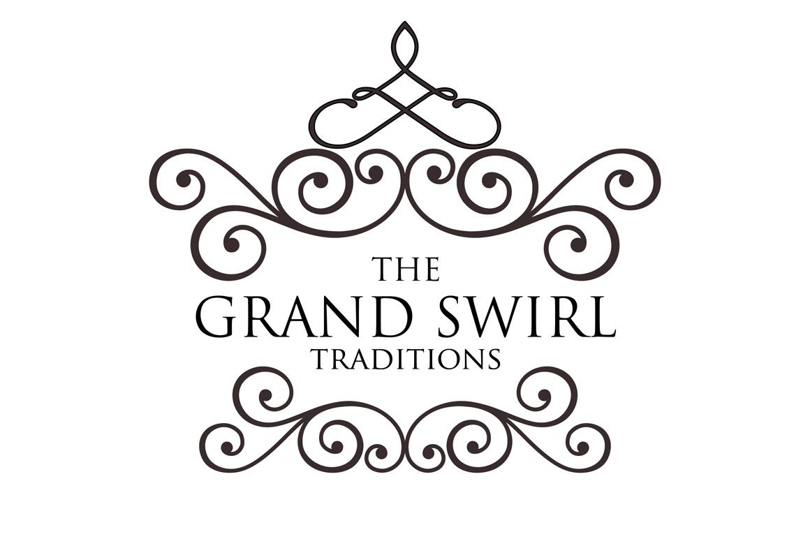 The Grand Swirl Logo ~ Logo Templates on Creative Market