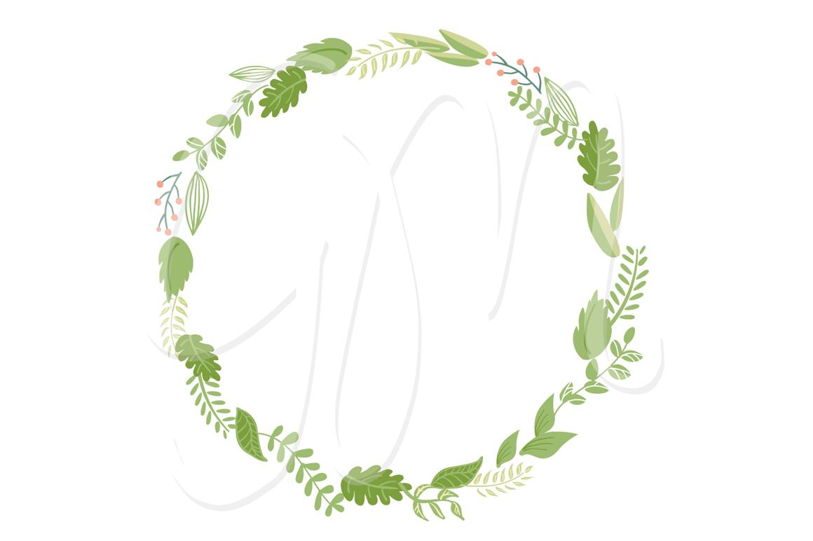 clipart flower wreath - photo #25