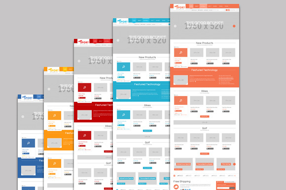 SM Sport – Responsive Magento Theme ~ Themes  Free Download