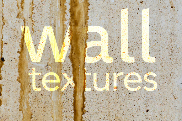 25 Texture Bundle Of Walls