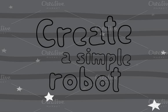 Create A Simple Robot