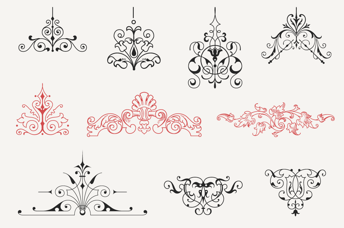 Western Ornaments Vector 2-centered-ornaments-b-o.png? ...: galleryhip.com/western-ornaments-vector.html