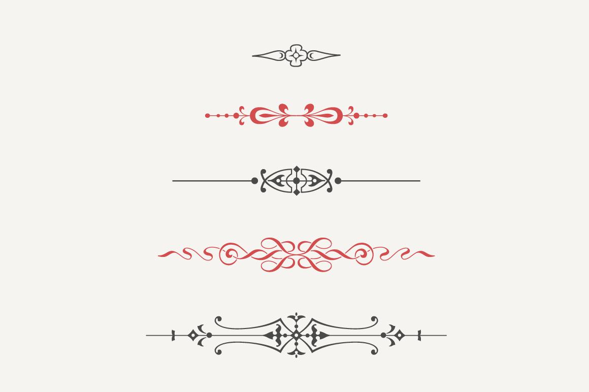 Text Divider Symbols images