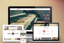 Prome - Onepage WordPress Theme