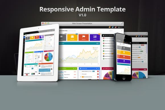 Slim Admin – Bootstrap Admin Theme ~ Themes  Free Download