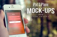 iPad & iPhone Mock-ups