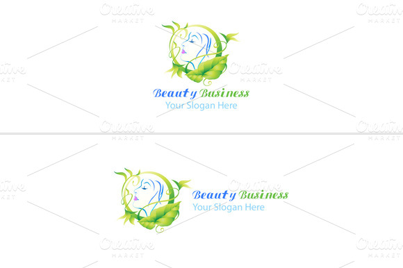 Beauty Business Logo
